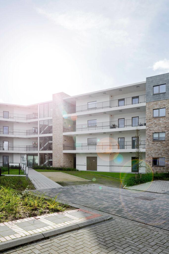 Résidence d'appartements-service Augustijnen